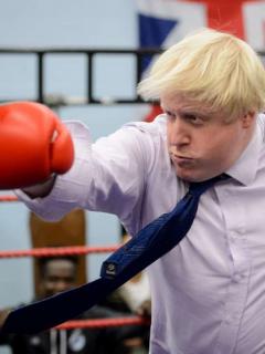 Nuevo primer ministro británico Boris Johnson fue felicitado por Donald Trump