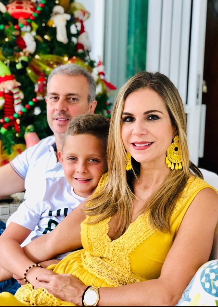 Familia El Khoury Cepeda