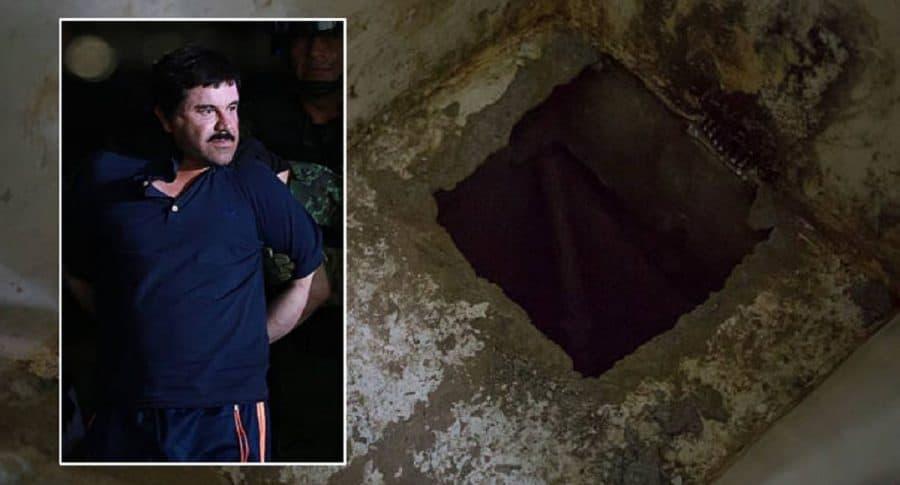'Chapo' Guzmán y túnel en prisión del Altiplano