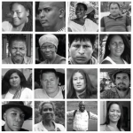 Líderes sociales asesinados