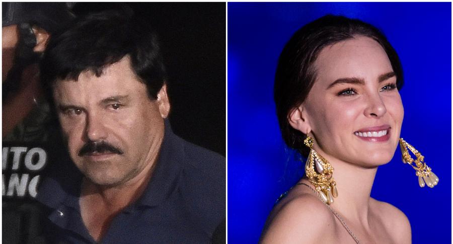 'El Chapo' Guzmán y Belinda
