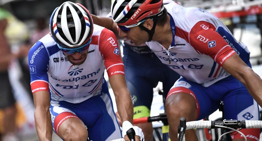 Retiro de Pinot del Tour de Francia