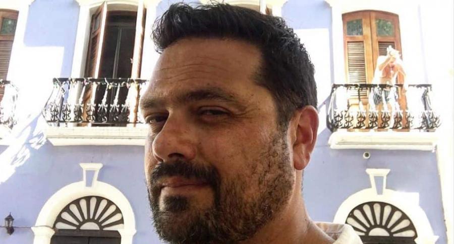 Santiago Rodríguez, actor.