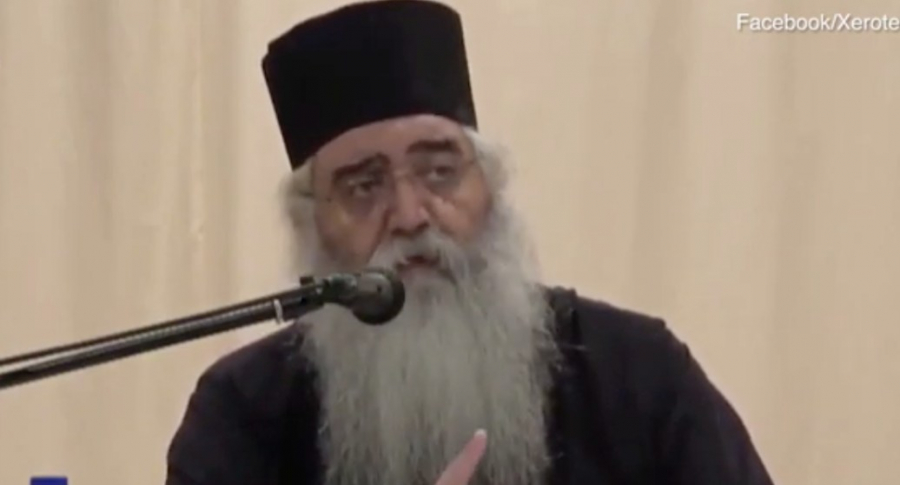 Obispo de Chipre.