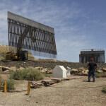 Construcción muro fronterizo EE. UU.-México
