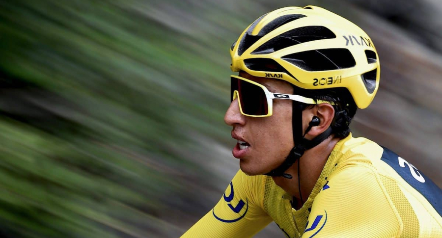 Egan Bernal Tour