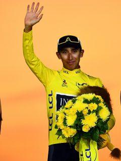 Egan Bernal campeón Tour