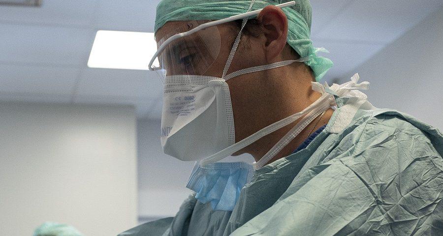 Cirujano.