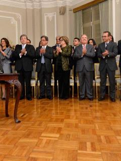 Gabinete Gobierno Iván Duque