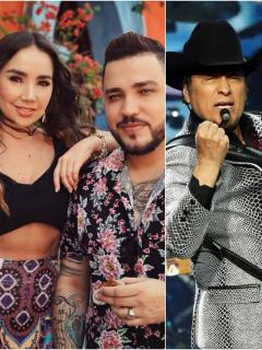 Paola Jara y Jessi Uribe / Tigres del Norte / Francy / Mike Bahía