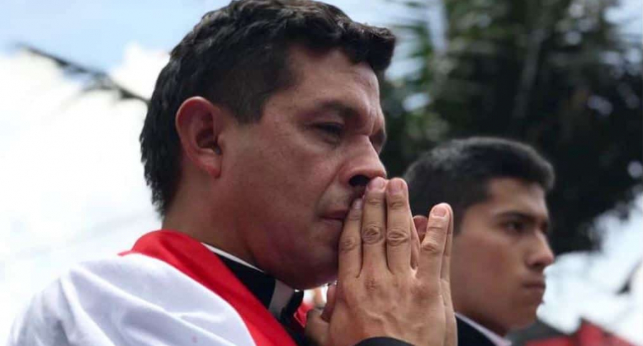 Padre 'Chucho'.