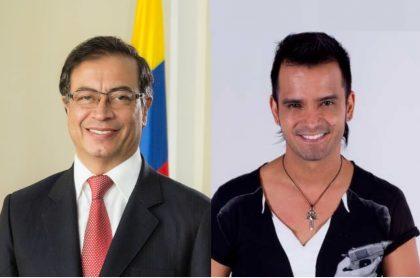 Gustavo Petro-Jorge Cárdenas