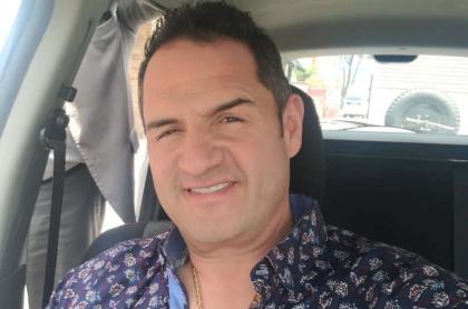 Mauricio Vélez, presentador y actor.