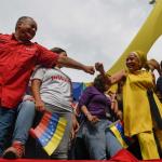 Piedad Córdoba y Diosdado Cabello