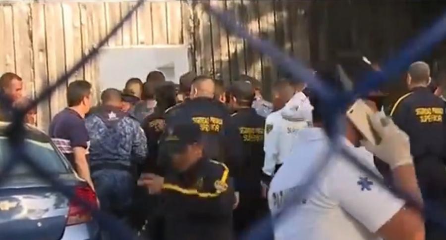 Autoridades intentan controlar motín en cárcel de Barraquilla