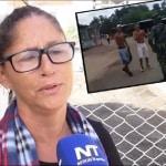 Madre de joven muerto en La Lizama