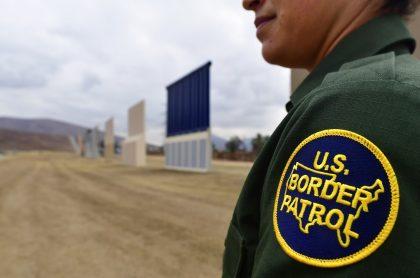 Oficial de lapatrulla fronteriza de EE.UU.