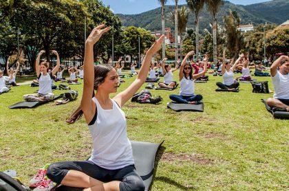 yoga parque de la 93