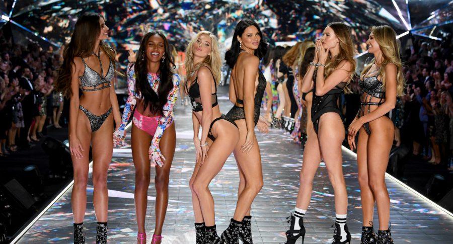 Modelos de Victoria's Secret