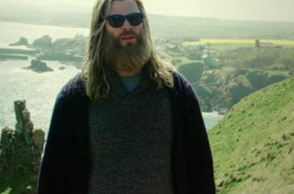 Thor gordo.