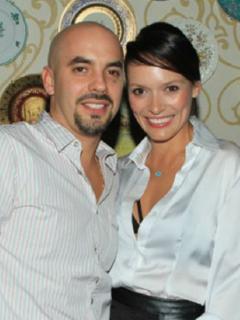 Salomon Korn y Carolina Acevedo