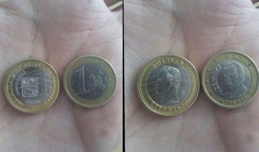 Bolivar Euro