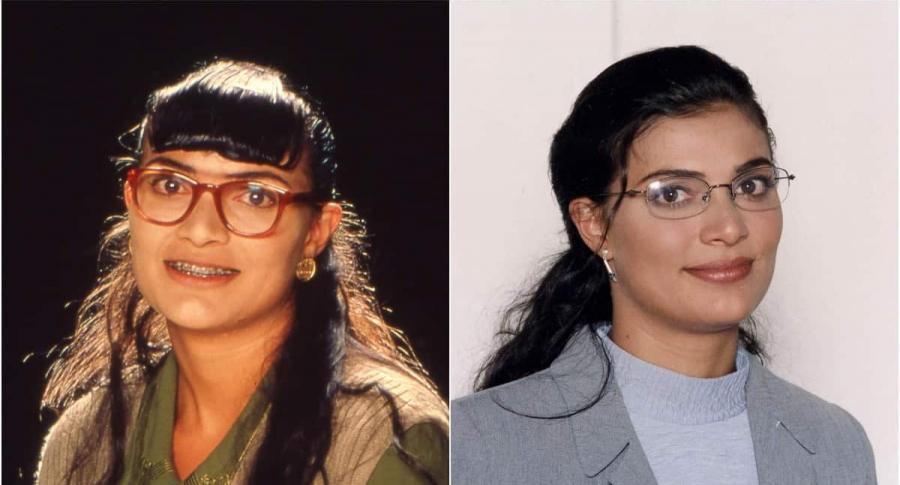 Ana María Orozco en su papel de 'Betty'