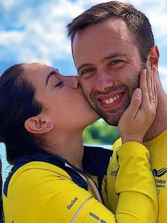 'Rappitendero' habría robado uniformes de competencia al esposo de Mariana Pajón