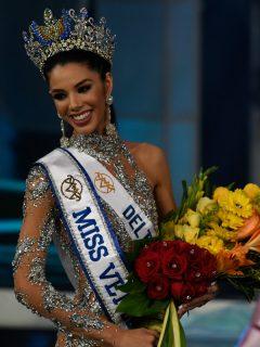 Thalía Olvino, Miss Venezuela 2019