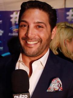 Agmeth Escaf, presentador.