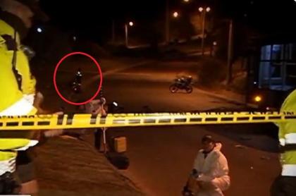 Accidente en Usme, en Bogotá