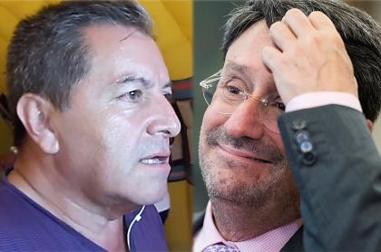 Eduardo Méndez y Francisco Santos