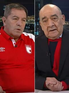 Eduardo Méndez y Yamid Amat