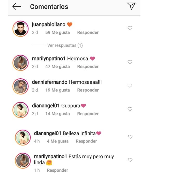 Comentarios post Carolina Gaitan