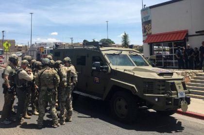Policía EEUU El Paso Texas
