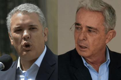 Iván Duque-Álvaro Uribe