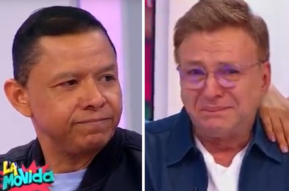 Iván René Valenciano y Jairo Martínez