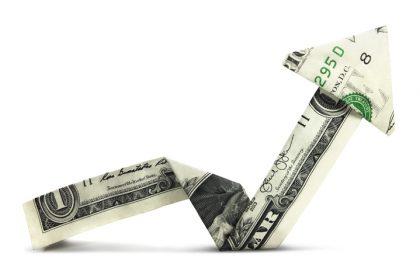 Subida del dólar