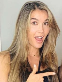 Isabel Cristina Estrada, actriz.