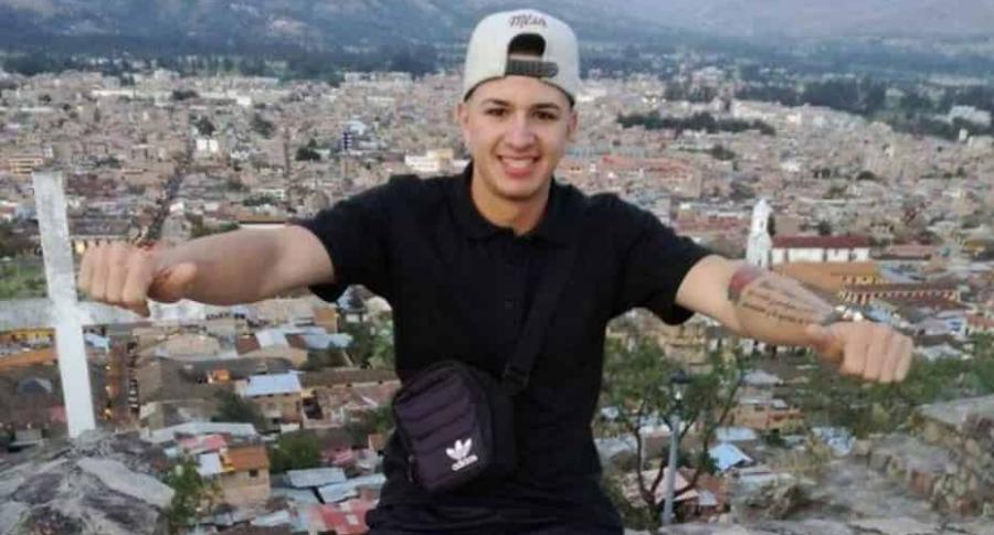 Colombiano fallecido en Perú.