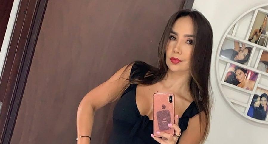 Paola Jara, cantante y actriz.