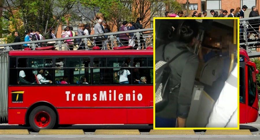 Acoso sexual en Transmilenio