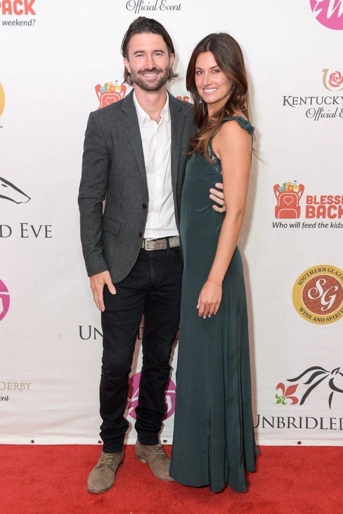 Brandon Jenner y Cayley Stoker