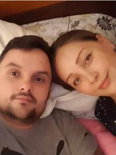 Leonardo Parra y Ana Victoria Beltrán