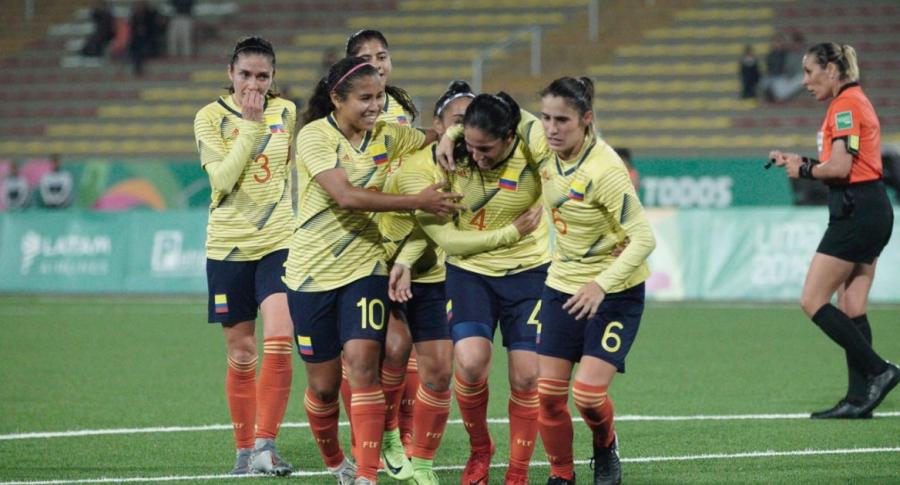 Colombia Costa Rica Juegos Panamericanos 2019