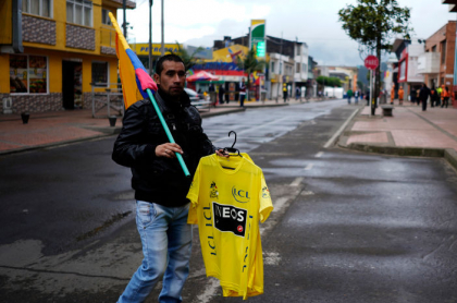 Vendedor en Zipaquirá