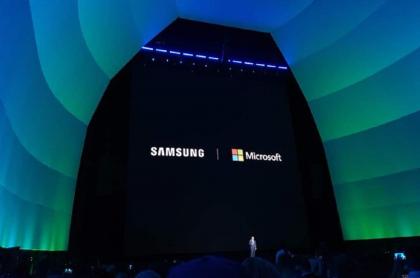 Alianza de Microsoft y Samsung