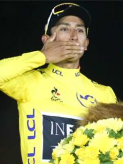 Egan ya se le ofreció a Froome como su gregario de lujo para el Tour de Francia 2020