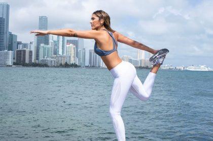 Ropa deportiva de Daniela Ospina (Danfive)