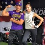 Camilo y Laura Acuña
